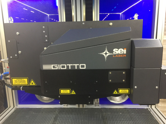 Giotto Lazer 3axis