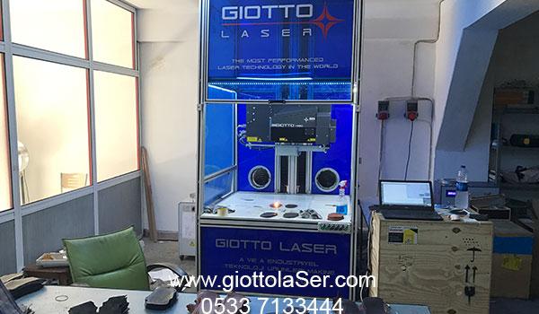 Elit Lazer Aykosan  Iscan V300 Galvo Lazer Makinamız Kurulmuştur