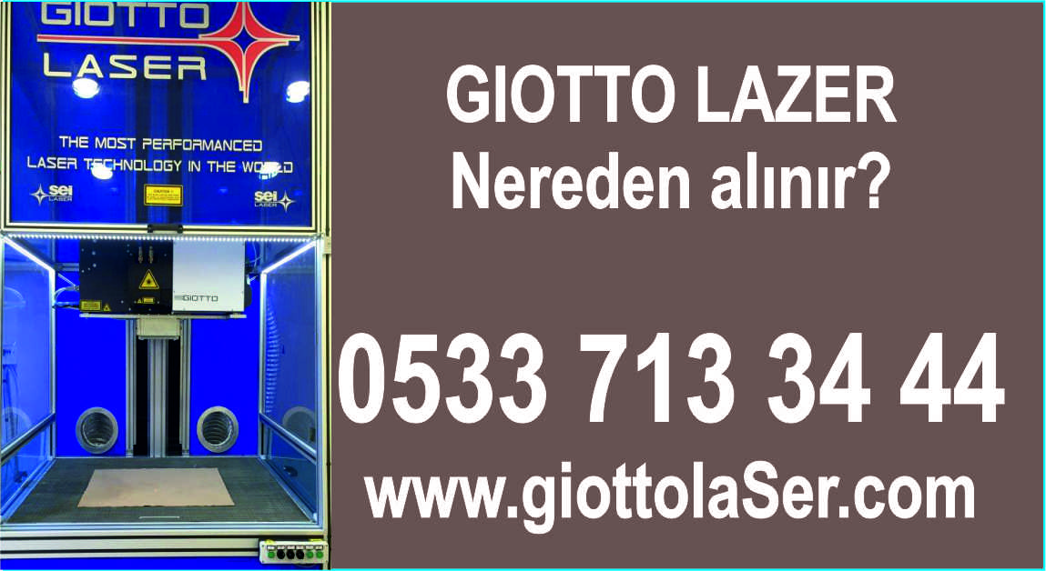 (Turkish) Endüstriyel galvo lazer sistemleri