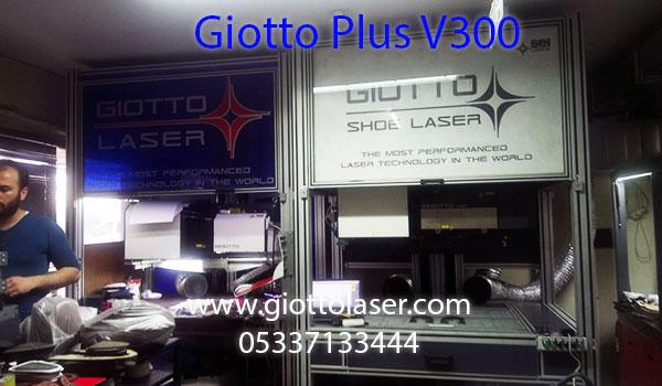 Konya Nora Lazer Giotto Plus V300 Galvo Lazer Kurulum