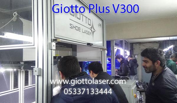 (Turkish) Yasin Saraç Beyazıt Firmasına Giotto Plus Galvo Makinamız Kurulmuştur.