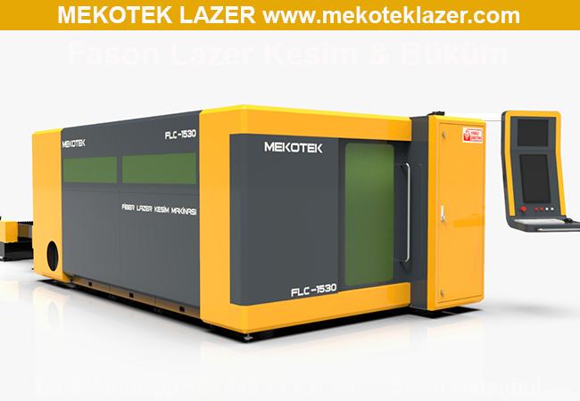Fiber Lazer Kesim Makine Üreticisi